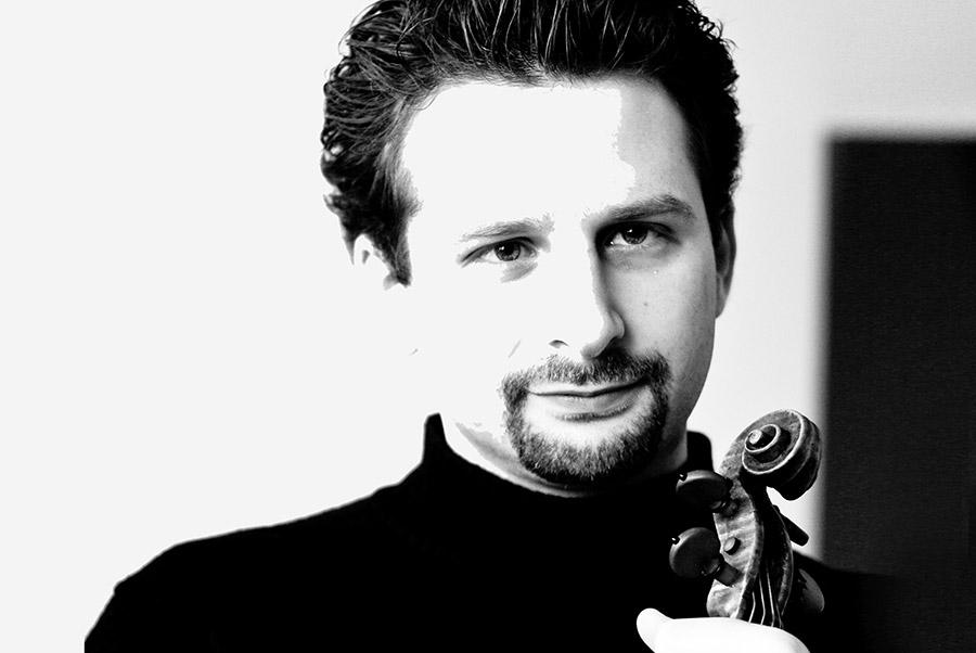 Илья Грингольц (скрипка, Швейцария)